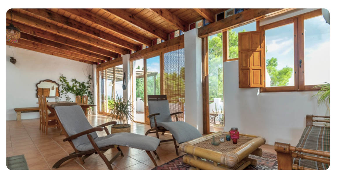 acheter maison alicante valle del sol salon