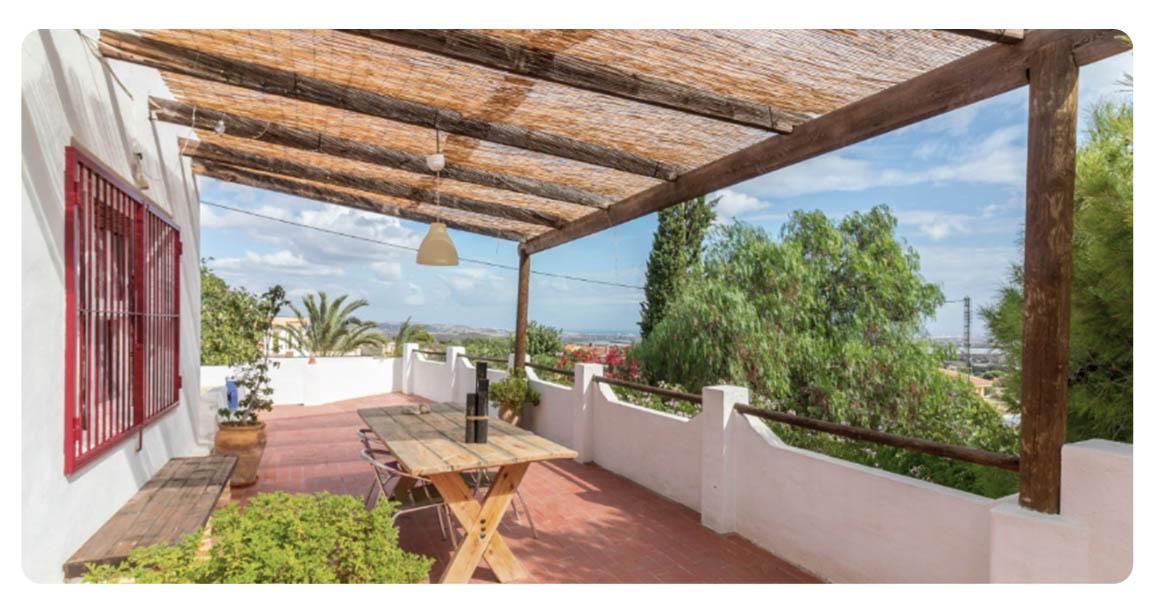 acheter maison alicante valle del sol terrasse