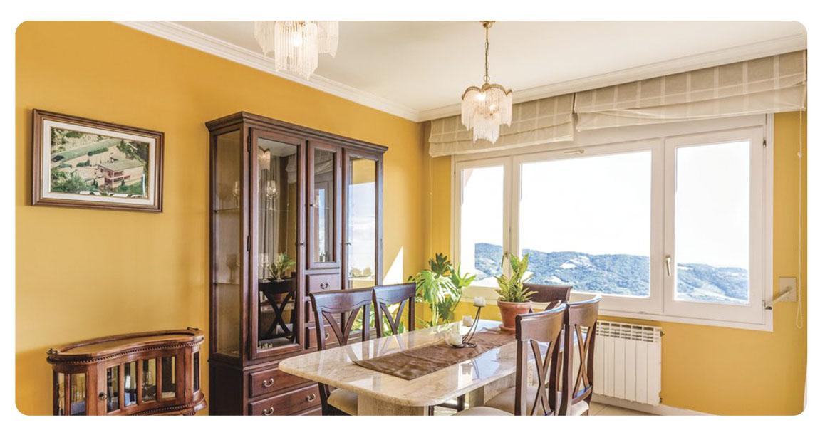 acheter maison barcelone sant cebria de vallalta salon