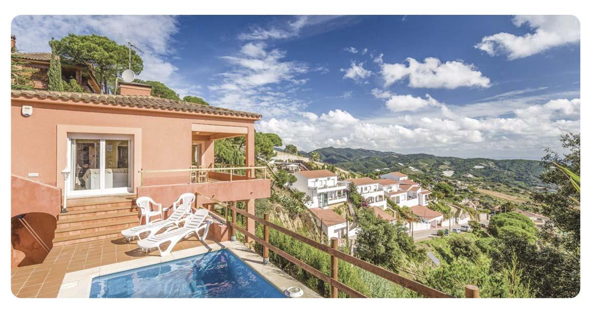 acheter maison barcelone sant cebria de vallalta terrasse