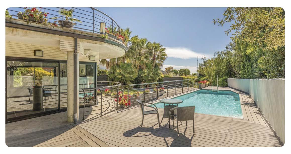 acheter maison barcelone sant pol de mar piscine