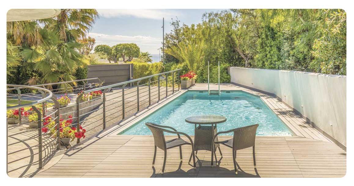 acheter maison barcelone sant pol de mar terrasse