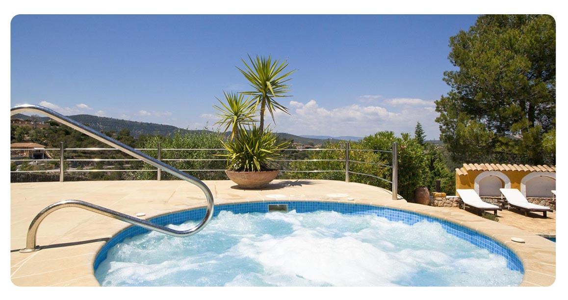 acheter maison barcelone sitges piscine