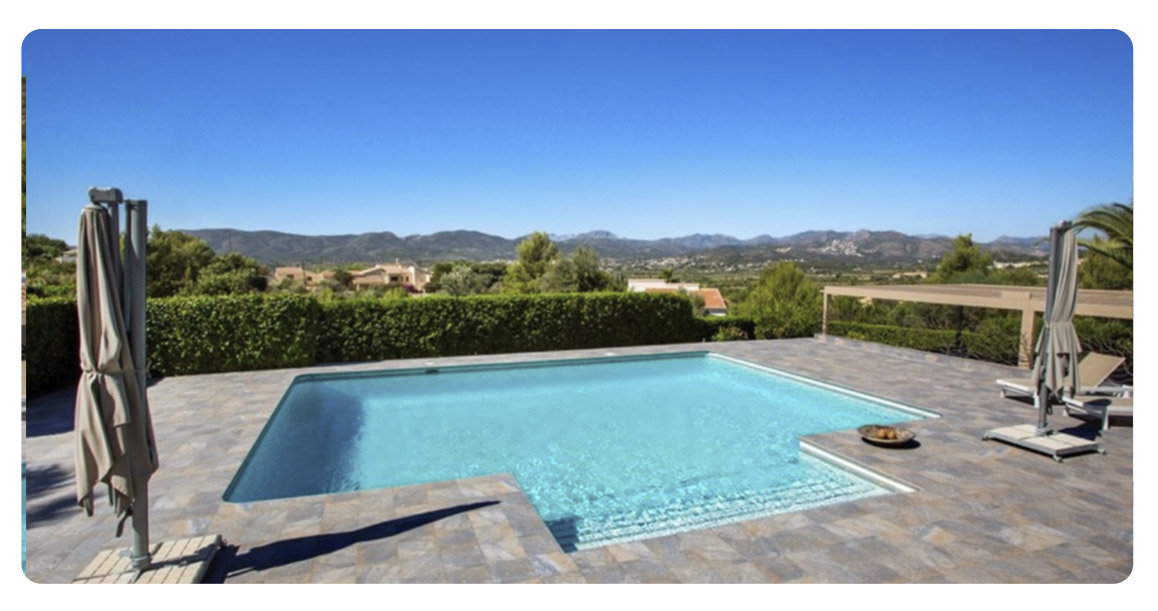 achete maison centre javea piscine