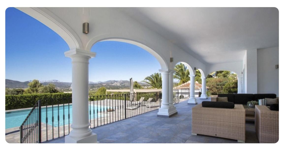 achete maison centre javea terrasse