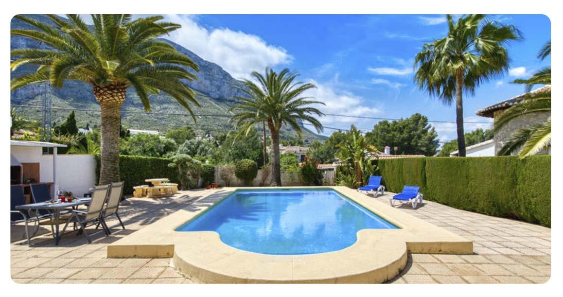 acheter maison denia piscine