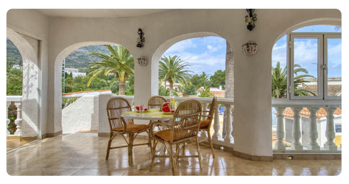 acheter maison denia terrasse