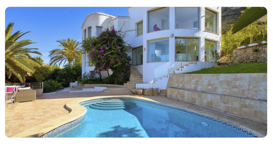 acheter maison grande villa denia piscine