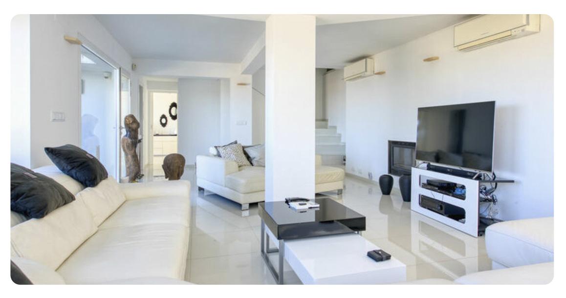 acheter maison grande villa denia salon 2