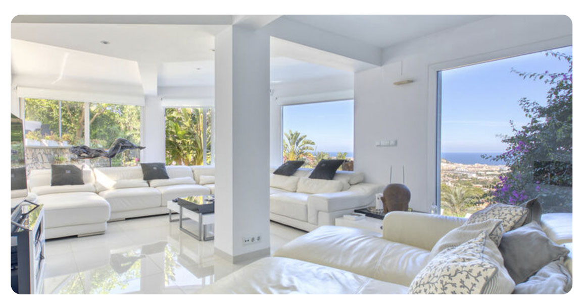 acheter maison grande villa denia salon 3