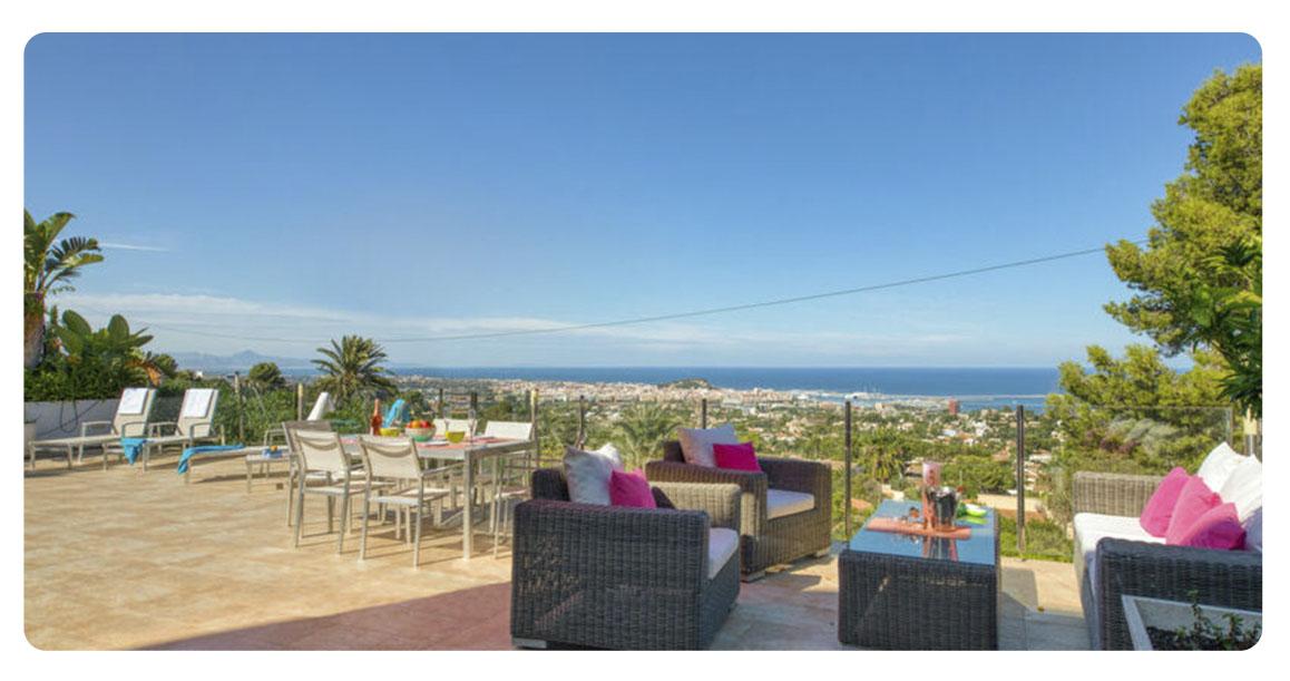 acheter maison grande villa denia terrasse