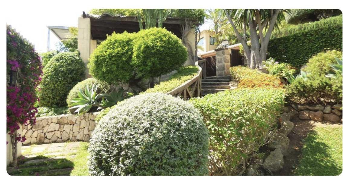 acheter maison javea jardin 2