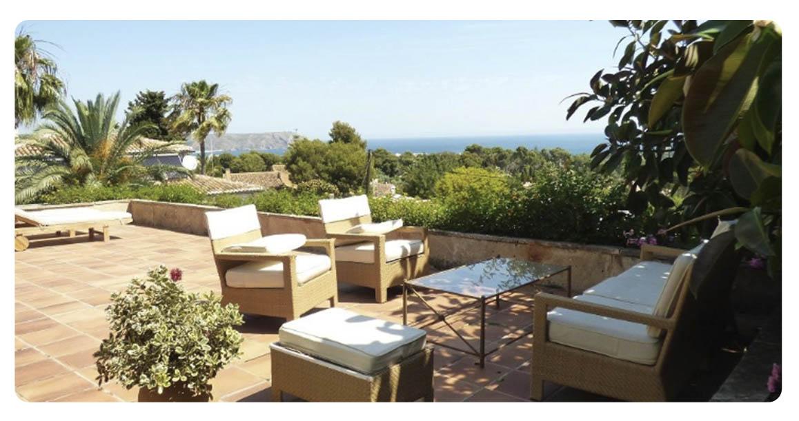 acheter maison javea terrasse