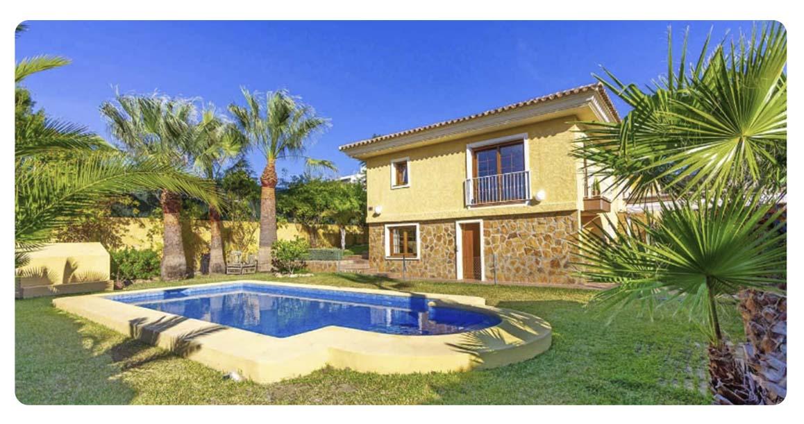 acheter maison villa alicante bello horizonte piscine
