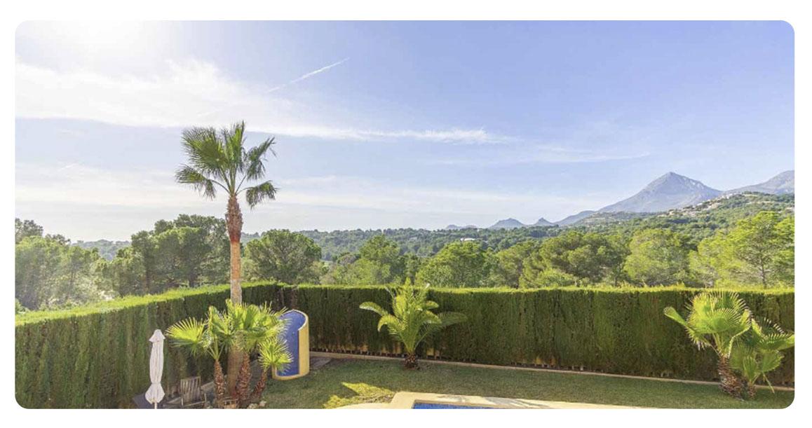 acheter maison villa alicante bello horizonte vue