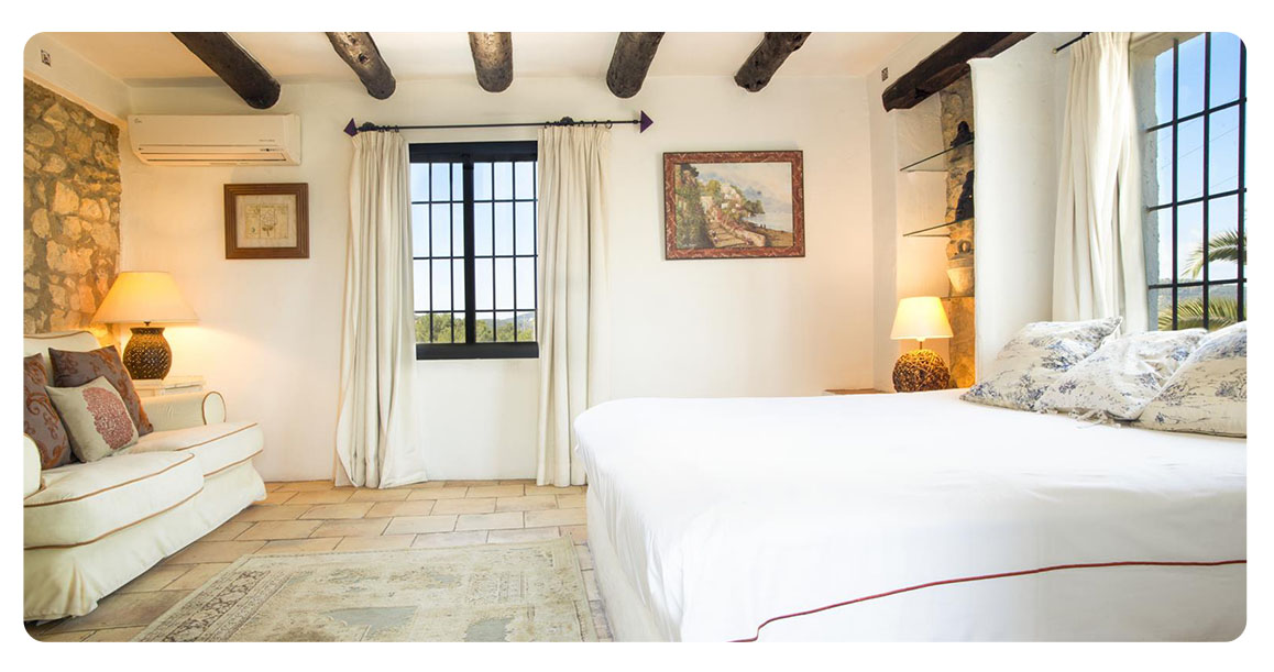 acheter maison villa barcelone sitges chambre 2