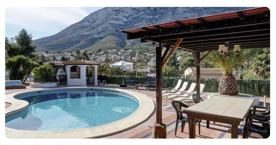 acheter maison villa denia piscine