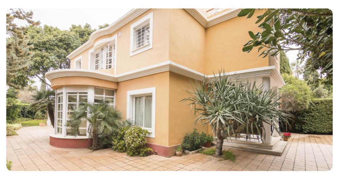 acheter maison ville alicante facade
