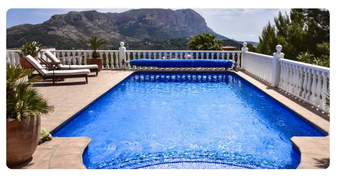 acheter villa denia piscine