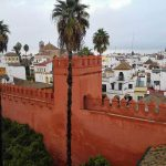 Alcazar, compte instagram sur Séville