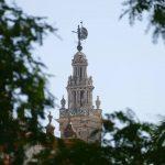 City centre, compte instagram sur Séville