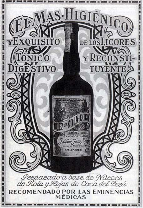 Le coca cola est une invention valencienne