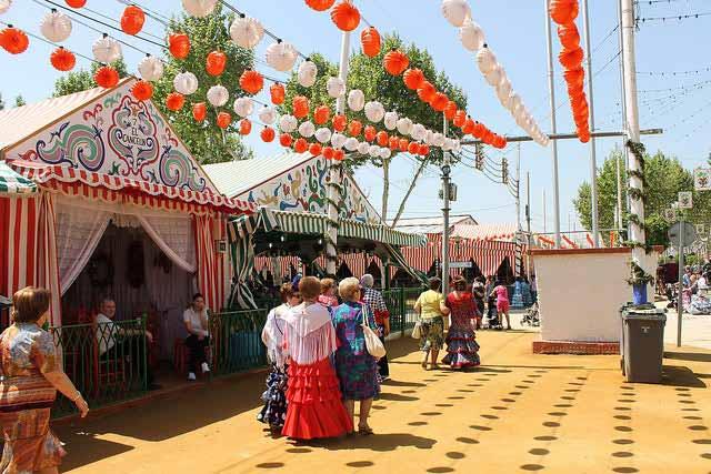 Feria de Abril, chose à faire à Séville