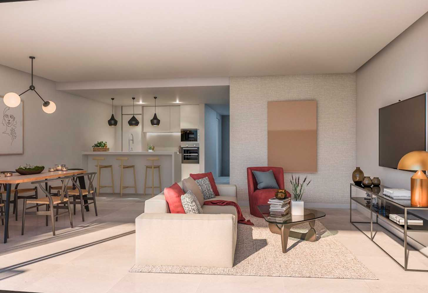 immobilier neuf espagne costa sol cuisine 2