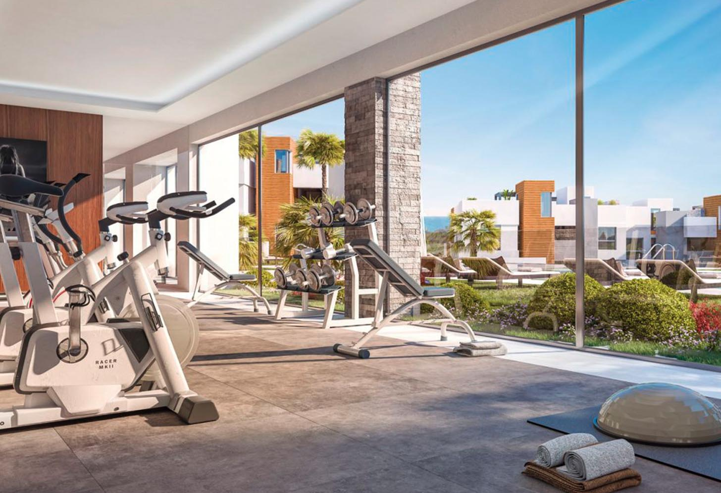 immobilier neuf espagne costa sol gym