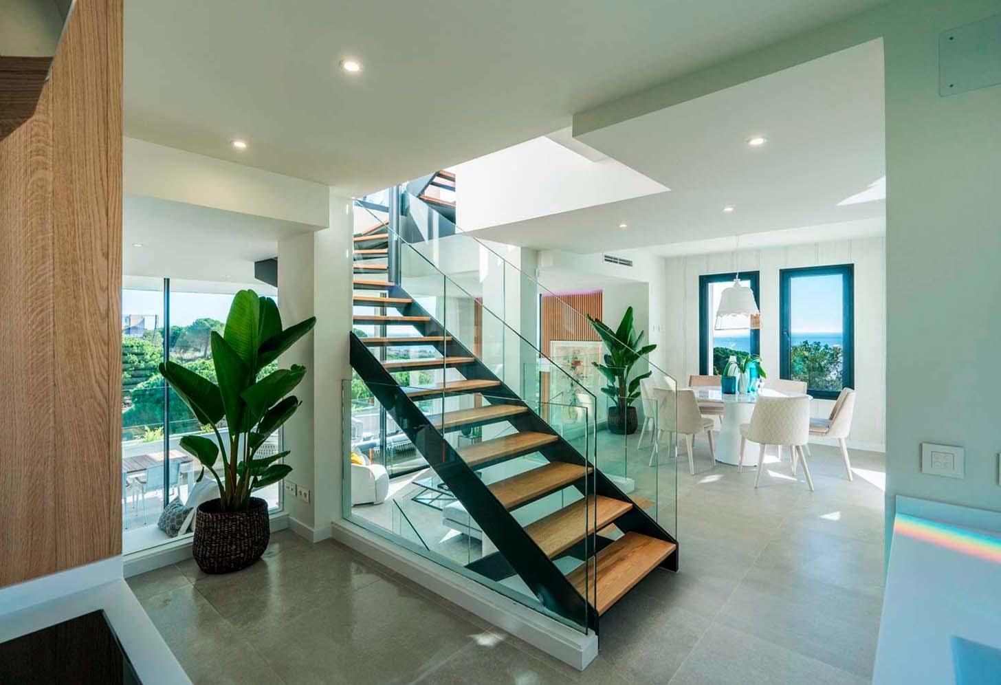 immobilier neuf espagne costa sol marbella escaliers