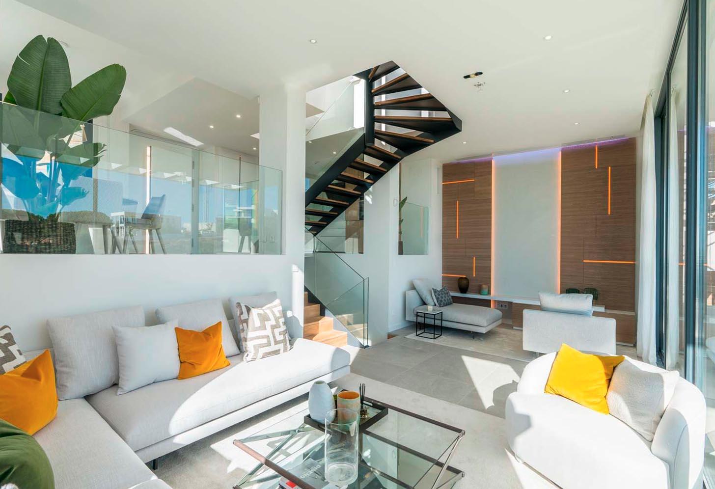 immobilier neuf espagne costa sol marbella salon