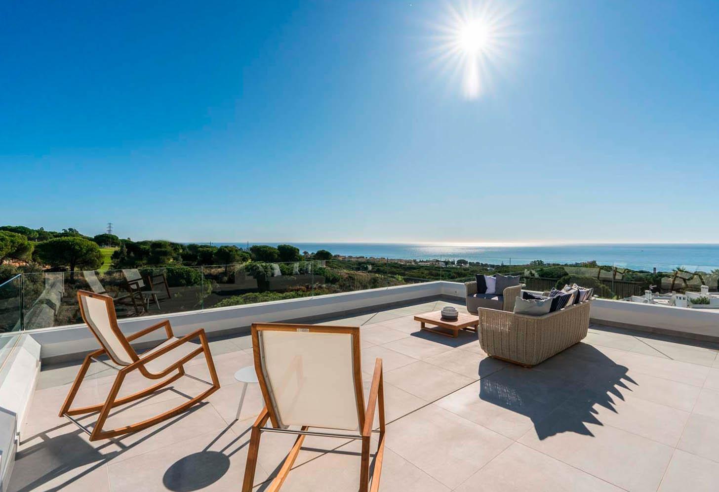 immobilier neuf espagne costa sol marbella vue