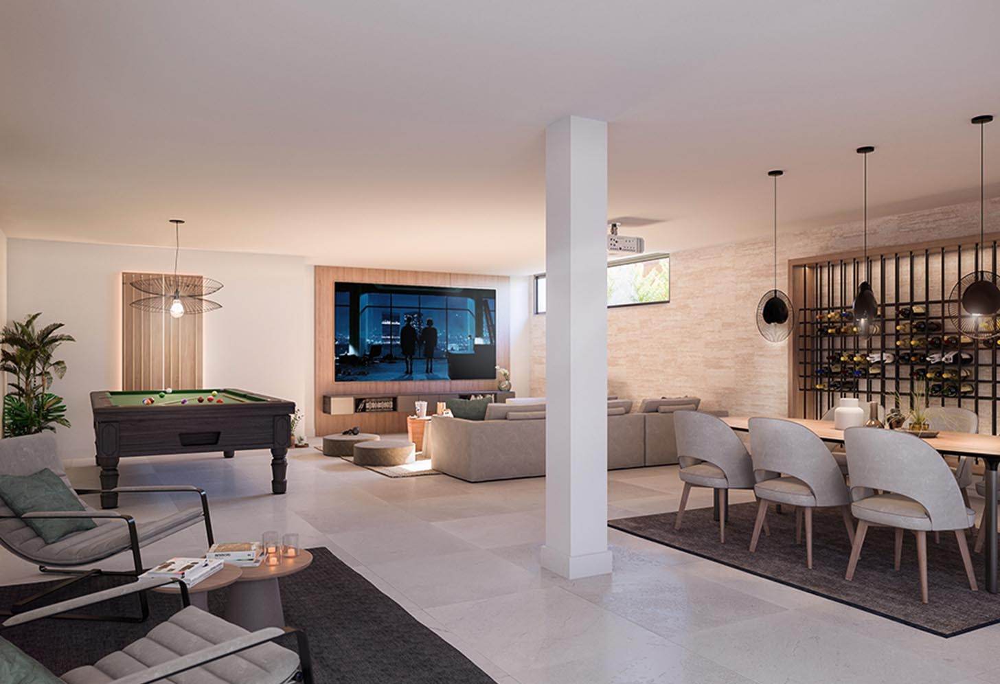 immobilier neuf espagne costa sol salone cuisine
