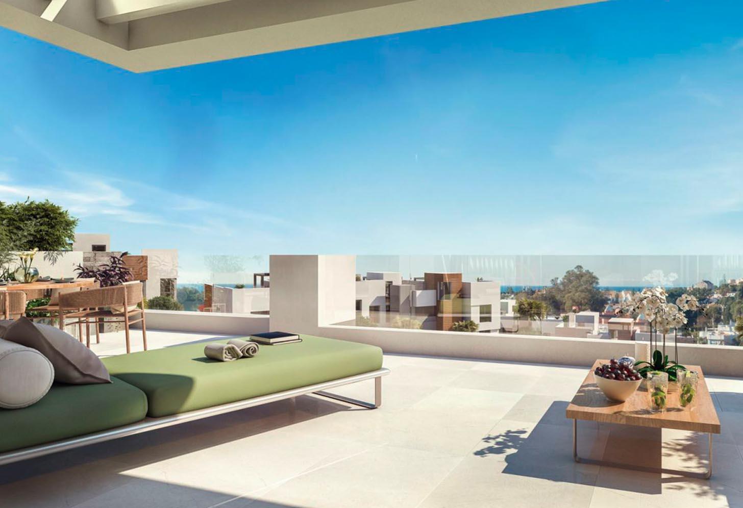 immobilier neuf espagne costa sol terrasse