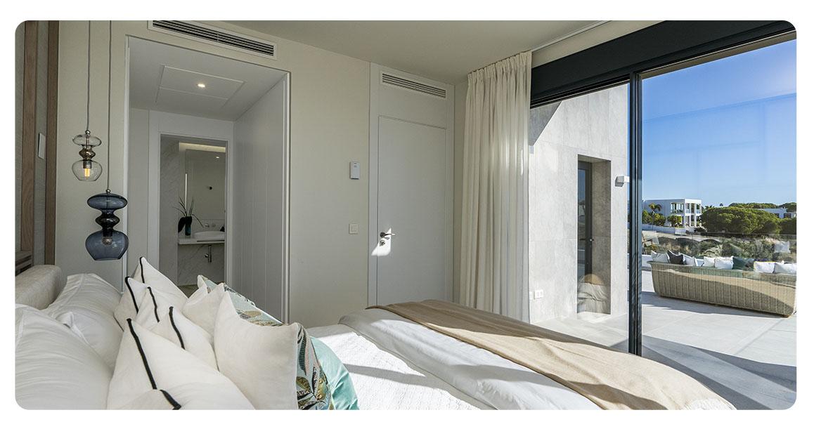 immobilier neuf espagne malaga cabopino cape chambre vue