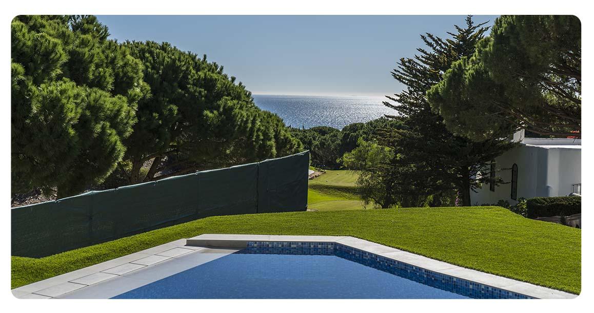 immobilier neuf espagne malaga cabopino cape piscine vue
