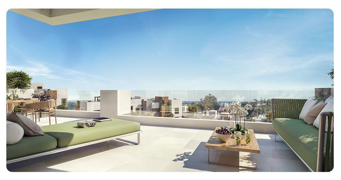 immobilier neuf espagne malaga cabopino terrasse