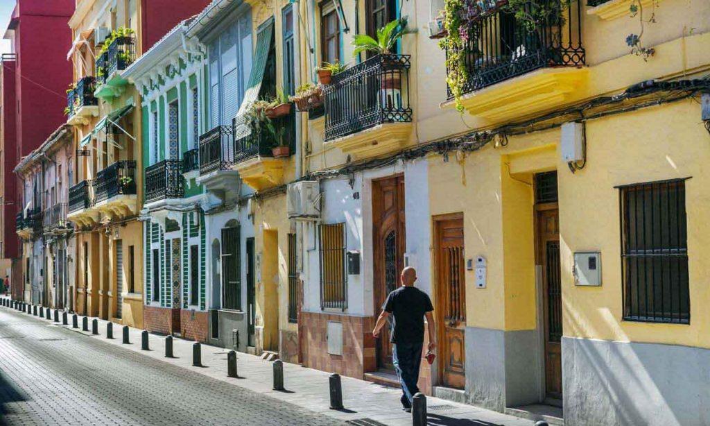 El cabanyal, quartier où investir à valencia