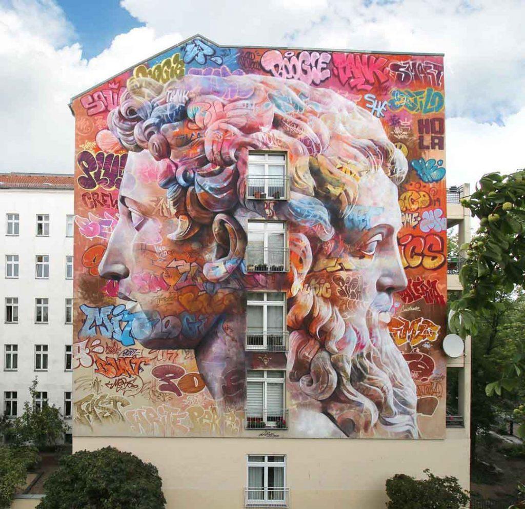 Pichiavo, artiste urbain valencia