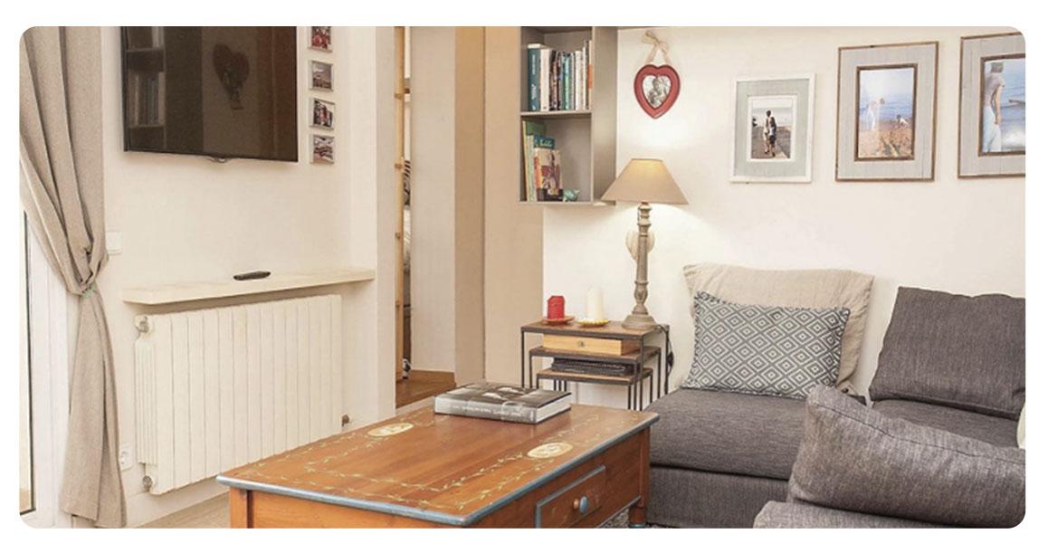 acheter appartement atico castelldefels salon 2