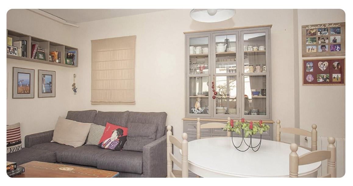 acheter appartement atico castelldefels salon