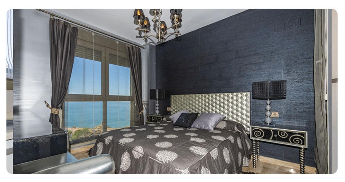 acheter appartement atico castellon oropesa chambre