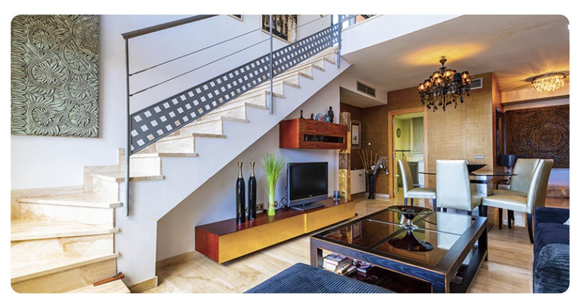 acheter appartement atico castellon oropesa salon