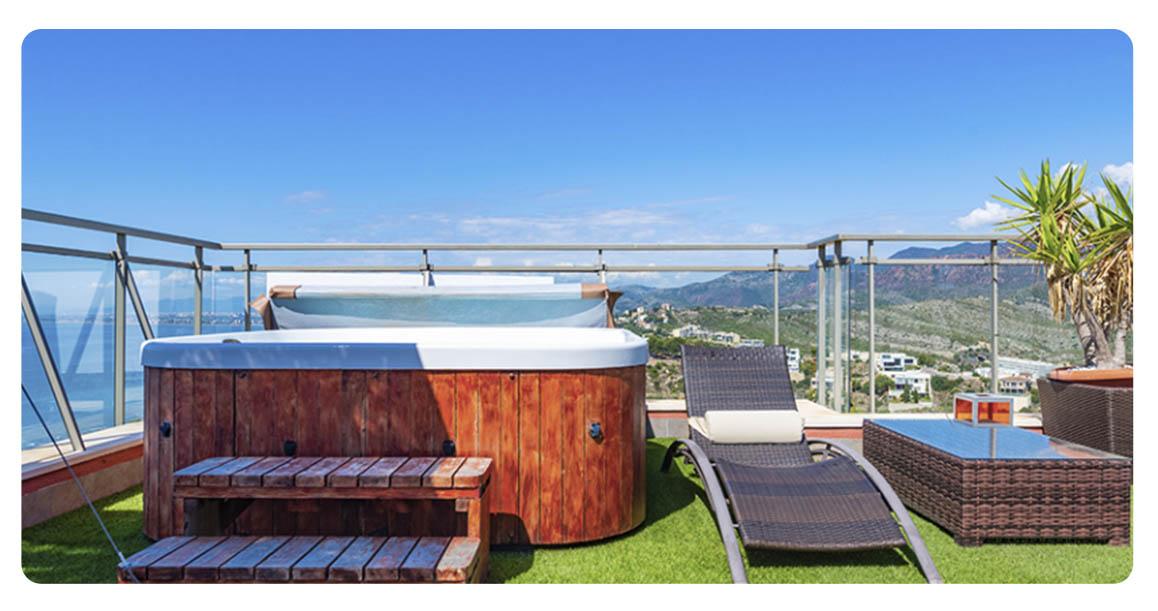acheter appartement atico castellon oropesa terrase 2