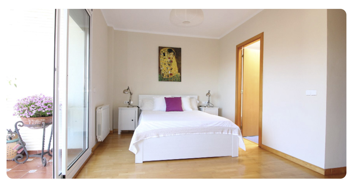 acheter appartement atico sitges canpei chambre