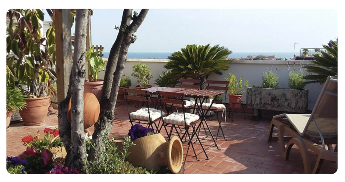 acheter appartement atico sitges canpei terrasse 2