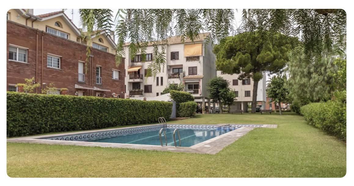 acheter appartement castelldefels la pineda piscine