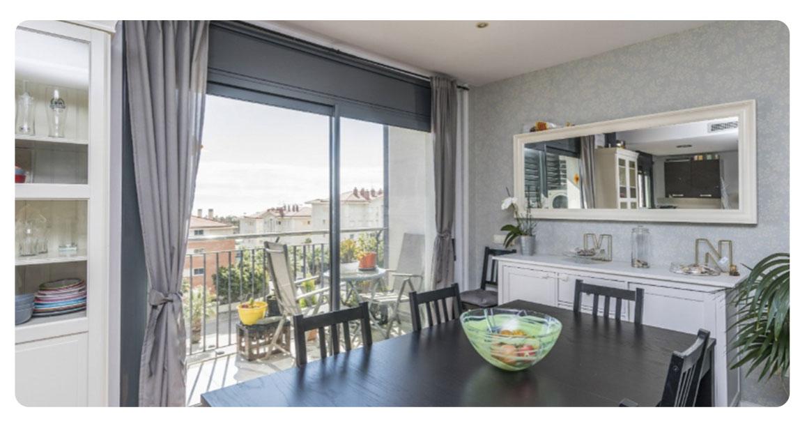 acheter appartement castelldefels salle a manger 2