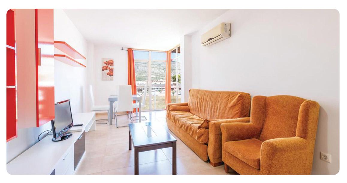 acheter appartement castellon oropesa salon 2