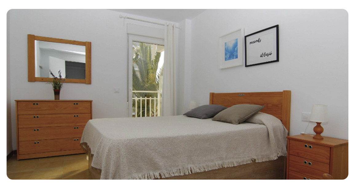 acheter appartement castellon peniscola chambre